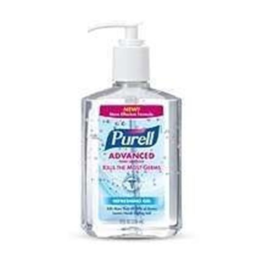 Purell Instant Hand Sanitizer Pump Bottle 12oz
