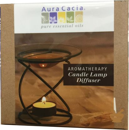 Aura Cacia Aromatherapy Candle Lamp Diffuser
