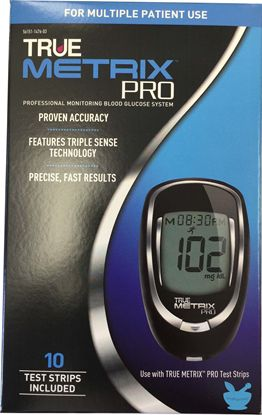 True Metric Pro Blood Glucose Monitoring System