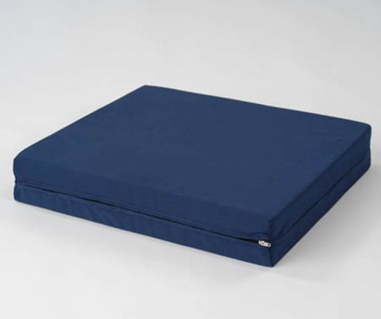 "3"" Convoluted Wheelchair Cushion W/Cover"