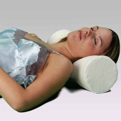 "6"" Memory Cervical Roll"